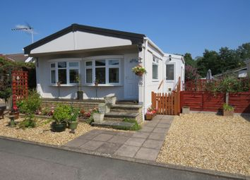 Thumbnail 2 bed mobile/park home for sale in Wootton Hall, Wootton Wawen, Henley-In-Arden