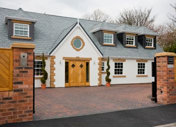 Thumbnail 4 bed detached house to rent in Lynwood Avenue, Aughton, Lancashire