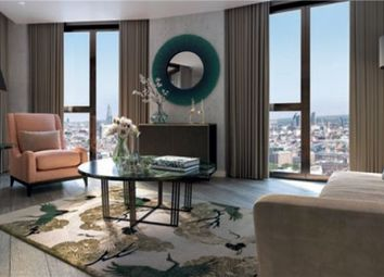 Thumbnail 2 bed flat for sale in Westmark Tower, West End Gate, 283 Edgware Road