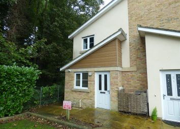 Thumbnail 2 bed semi-detached house to rent in Crabble Hill, Dover
