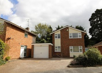 Thumbnail 4 bed property for sale in Burghley Close, Deeping St. James, Peterborough