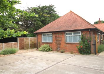 Thumbnail 3 bed detached bungalow to rent in Havant Road, Hayling Island