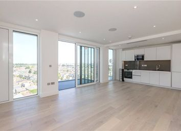Thumbnail 1 bed flat for sale in Ingrebourne Apartments, 5 Central Avenue, Fulham Riverside, London
