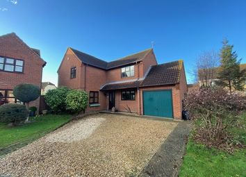 Thumbnail 4 bed detached house to rent in Claudette Way, Spalding