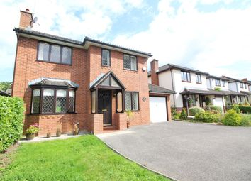 Thumbnail 4 bed detached house for sale in Plas Derwen Close, Abergavenny