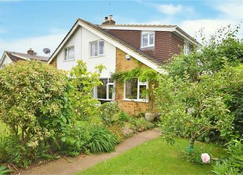 Thumbnail 3 bed semi-detached house for sale in St Marys Way, Roade, Northampton