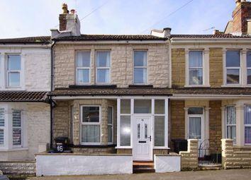 Thumbnail 2 bedroom terraced house for sale in Avon Park, Redfield, Bristol