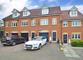 3 bed town house for sale in Reservoir Close, Greenhithe, Kent DA9