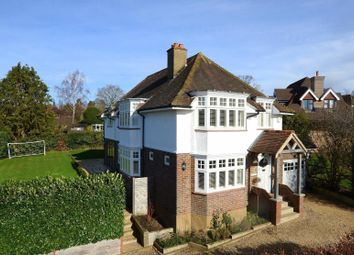 Thumbnail 5 bed detached house for sale in Cobham Way, Cobham Way, East Horsley