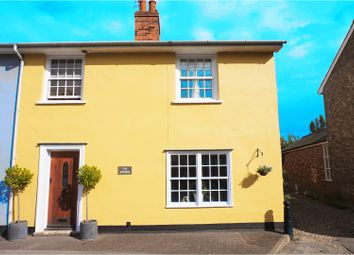 Thumbnail 5 bedroom semi-detached house for sale in Lower Street, Stratford St Mary
