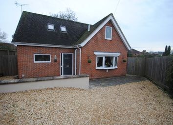 Thumbnail 3 bed detached house for sale in Hemming Way, Bishops Cleeve, Cheltenham