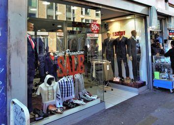 Thumbnail Retail premises to let in Kingsland High Street, London