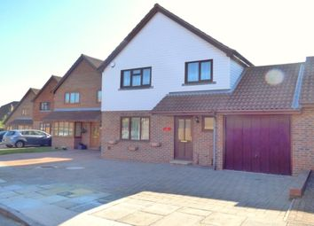 Thumbnail 4 bed detached house to rent in Old Mead, Broadmead Village, Folkestone