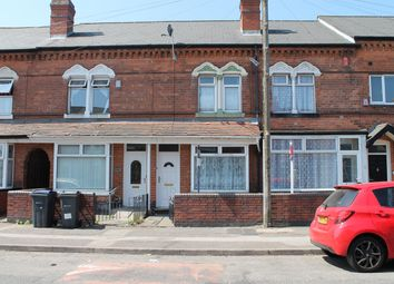 Thumbnail 2 bed terraced house for sale in Broadway, Perry Barr, Birmingham