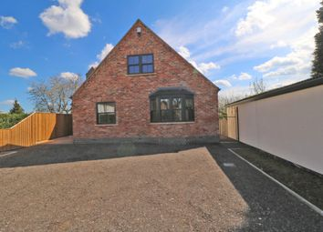 Thumbnail 4 bed detached house for sale in Riverside Flats, North Street, West Butterwick, Scunthorpe