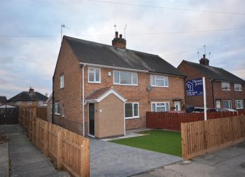 Thumbnail 3 bed semi-detached house for sale in Rufford Road, Ruddington, Nottingham