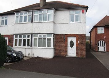 Thumbnail 3 bed semi-detached house for sale in Wyvern Avenue, Long Eaton, Long Eaton