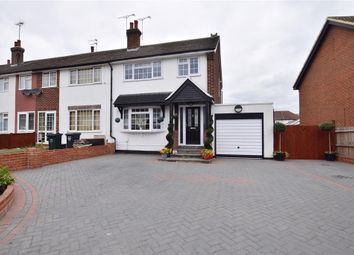 Thumbnail 3 bed end terrace house for sale in Greenbanks, Dartford, Kent