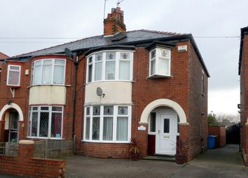 Thumbnail 3 bed semi-detached house for sale in Kingsley Avenue, Hull, East Riding Of Yorkshire