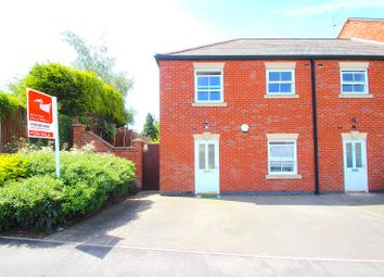Thumbnail 2 bed flat for sale in Somerset Drive, Glenfield, Leicester