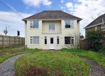 Thumbnail 3 bed detached house for sale in Horsebridge Hill, Newport, Isle Of Wight