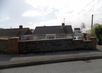 Thumbnail 2 bed detached bungalow for sale in Elkington Road, Burry Port, Llanelli
