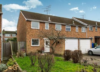 Thumbnail 3 bed end terrace house to rent in Christchurch Drive, Blackwater, Camberley