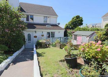 Thumbnail 4 bed end terrace house for sale in Furze Park Road, Bratton Fleming, Barnstaple