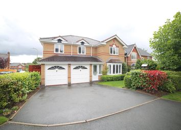 Thumbnail 5 bed property for sale in Highgrove Meadows, Priorslee, Telford