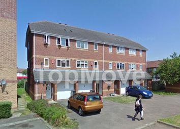 Thumbnail 4 bed terraced house for sale in Kelvin Gardens, Croydon