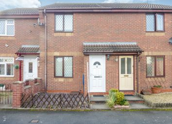 Thumbnail 2 bed terraced house for sale in Regent Gardens, Hereford