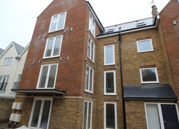 Thumbnail 2 bed flat to rent in St Mary's Road Albion Street, Broadstairs