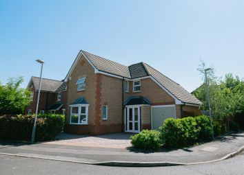 Thumbnail 4 bed detached house for sale in Blencathra Close, West Bridgford, Nottingham