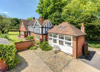 Thumbnail 4 bed detached house for sale in Ferry Lane, Goring, Oxfordshire