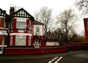 Thumbnail 5 bed semi-detached house to rent in Milverton Road, Manchester, Greater Manchester