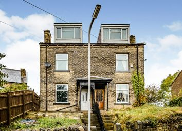 Thumbnail 4 bed semi-detached house for sale in Rochester Street, Shipley