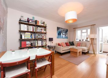 Thumbnail 2 bedroom flat for sale in Caistor Road, London