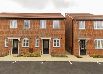Thumbnail 2 bed terraced house for sale in Baker Place, Wingerworth, Chesterfield