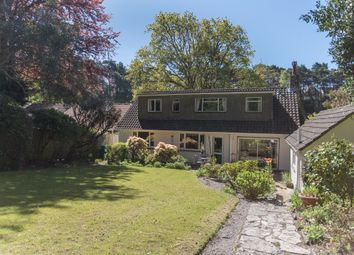 Thumbnail 3 bed detached house for sale in Links Road, Lower Parkstone, Poole, Dorset