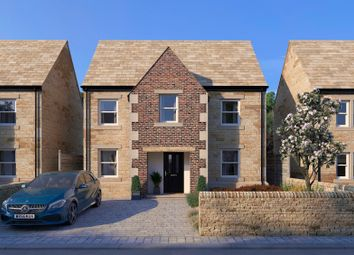 Thumbnail 4 bed detached house for sale in 10 Weavers Moorings, Walsden, Todmorden