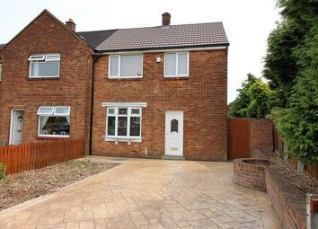 Thumbnail 3 bed semi-detached house to rent in Canberra Road, Wigan