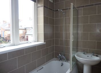 Thumbnail 4 bed flat to rent in Rosebery Road, London