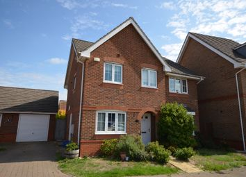 Thumbnail 4 bed detached house for sale in Woodland Walk, Aldershot, Hampshire