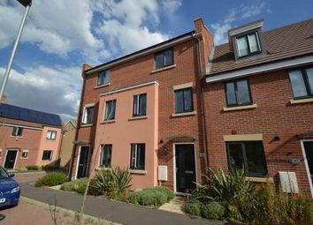 Thumbnail 4 bed town house for sale in Ron Hill Road, Queens Hill, Norwich