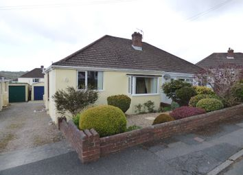 Thumbnail 2 bed semi-detached bungalow for sale in Park Close, Plympton, Plymouth