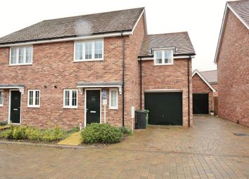 Thumbnail 3 bed semi-detached house to rent in Chailey Gardens, Blewbury, Didcot