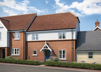 "Thumbnail 2 bed property for sale in ""The Chalgrove"" at Church Road, Stansted"