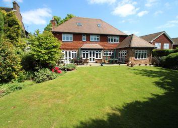 Thumbnail 5 bed detached house to rent in Chislehurst Road, Orpington, Kent