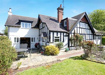 Thumbnail 6 bed detached house for sale in Lower Cookham Road, Maidenhead, Berkshire