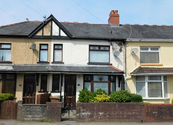 Thumbnail 2 bed terraced house for sale in Bedwas Road, Caerphilly